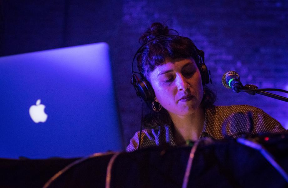 Zoe McPherson - In Dreams 2018 © Stijn Van Bosstraeten
