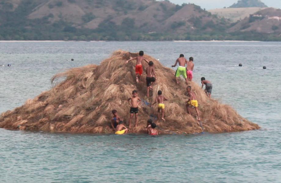 Pulau Jengkerik (Cricket Island) - © Alexis Gautier