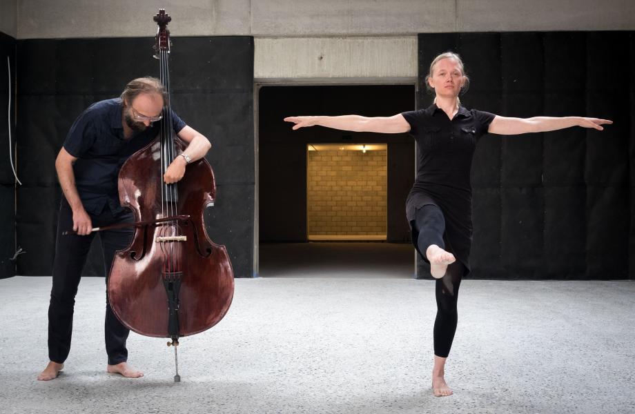 Sneak Peek 16 september 2018 @ kunstencentrum nona - Charlotte Vanden Eynde & Nicolas Rombouts © Stijn Van Bosstraeten