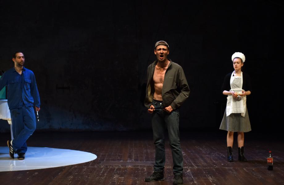 Wagner: De halve ring - De Hotshop-De Warme Winkel & Monty © Sofie Knijff