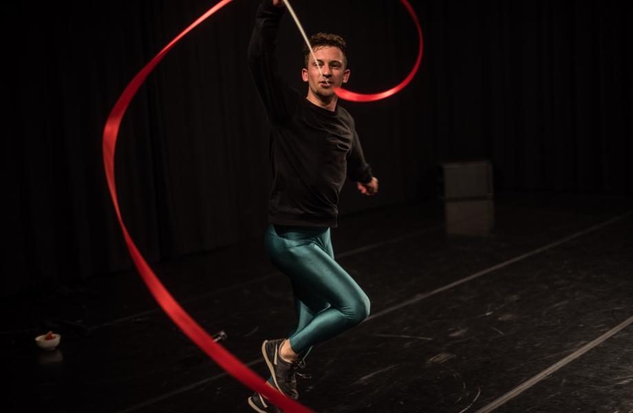 Dancing - Koen De Preter - ©Bart Grietens
