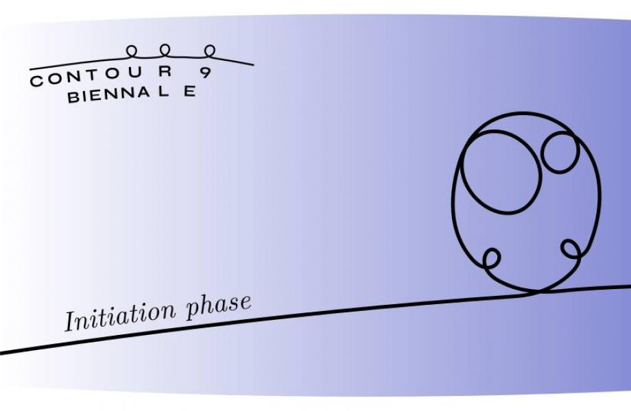 Inleidende fase - Contour Biennale 9