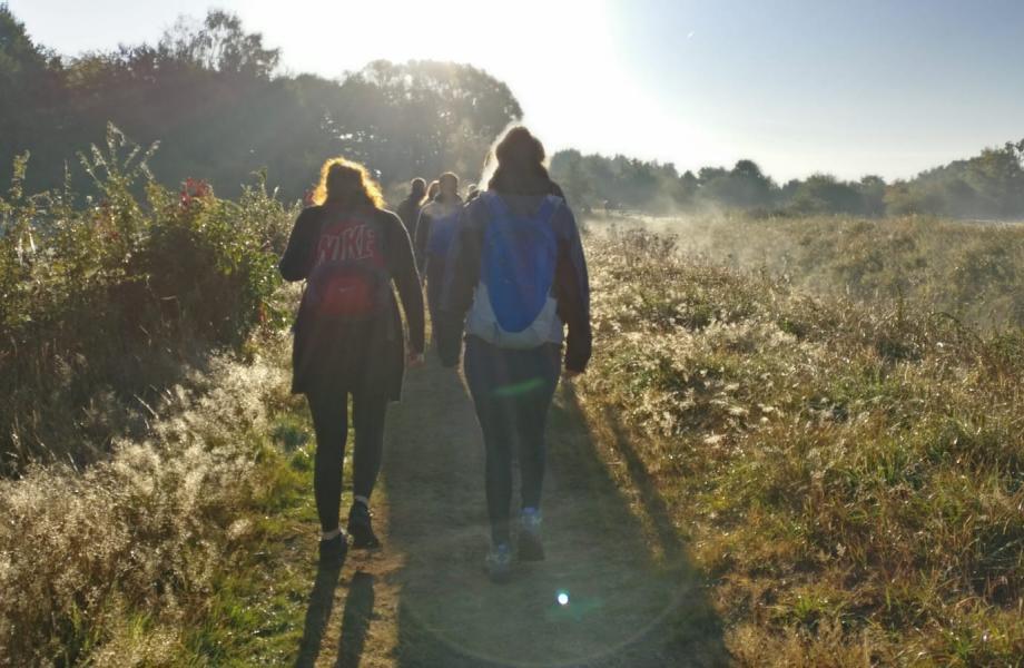 Refugee Walk 2018 - team nona