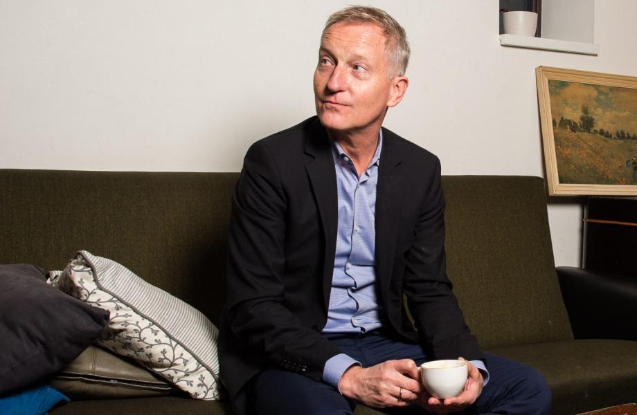 Jan-Willem Duyvendak - lezing tijdens Un/settled
