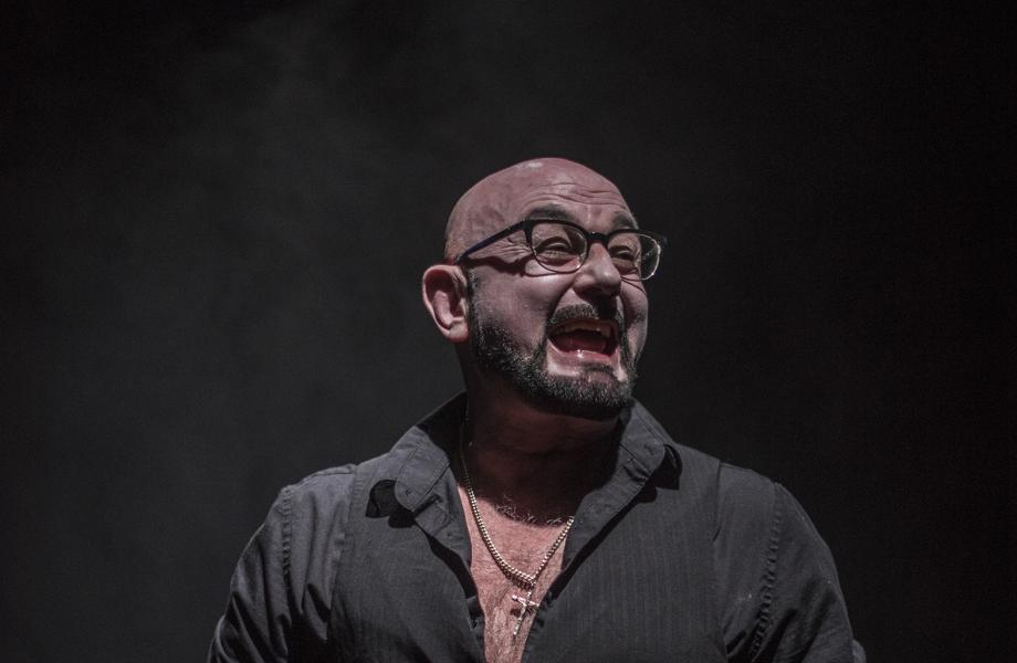 Chiel Van Berkel in Gonzo (Abattoir Fermé)