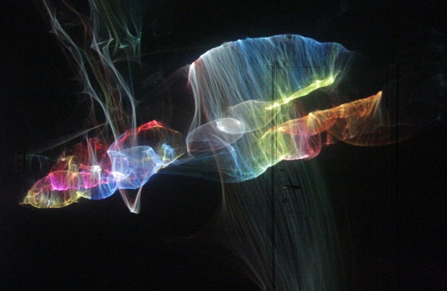 Rainbow - Nazanin Fakoor © Moulay Guissé