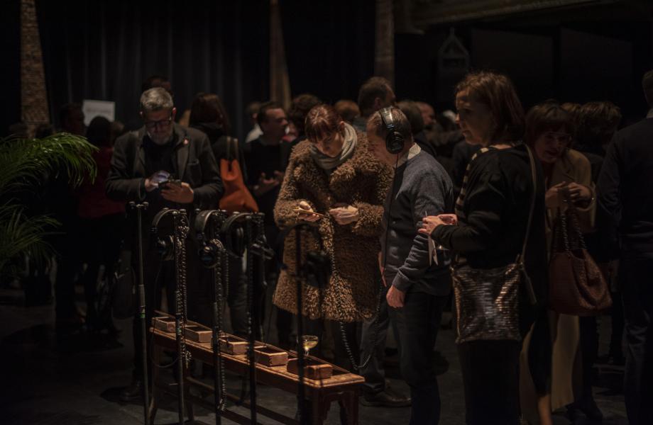 De Grote Oplevering - 19 januari 2019 - kunstencentrum nona © Sofie Jaspers