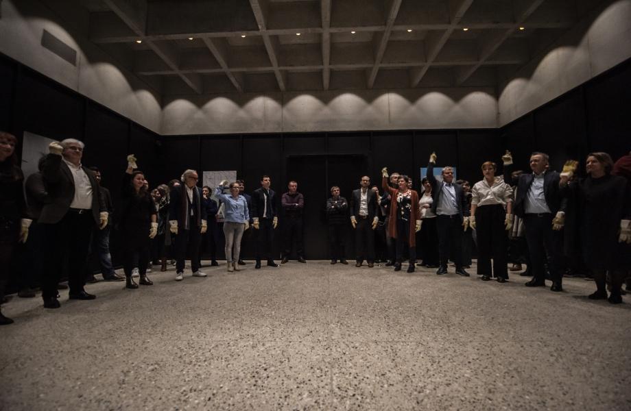 Opening nieuw zalencomplex kunstencentrum nona © Sofie Jaspers