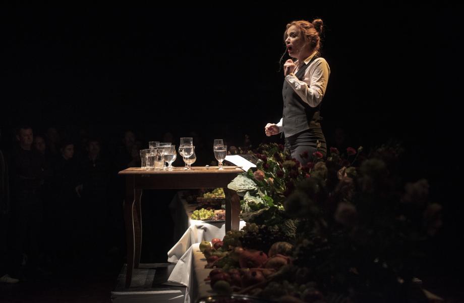 De Grote Oplevering - 19 januari 2019 - Elise Caluwaerts - kunstencentrum nona © Sofie Jaspers