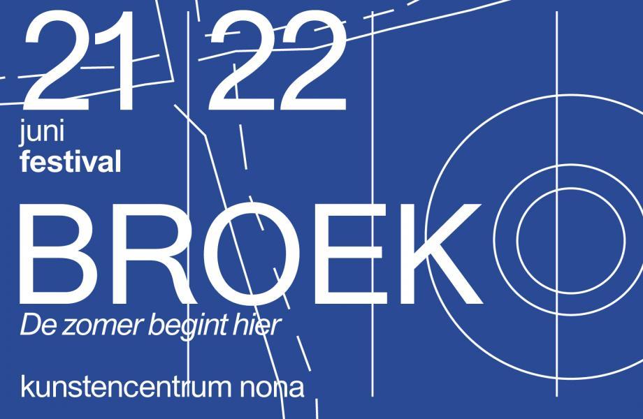 BROEK 2019 festival © Boy Vereecken & Antoine Begon