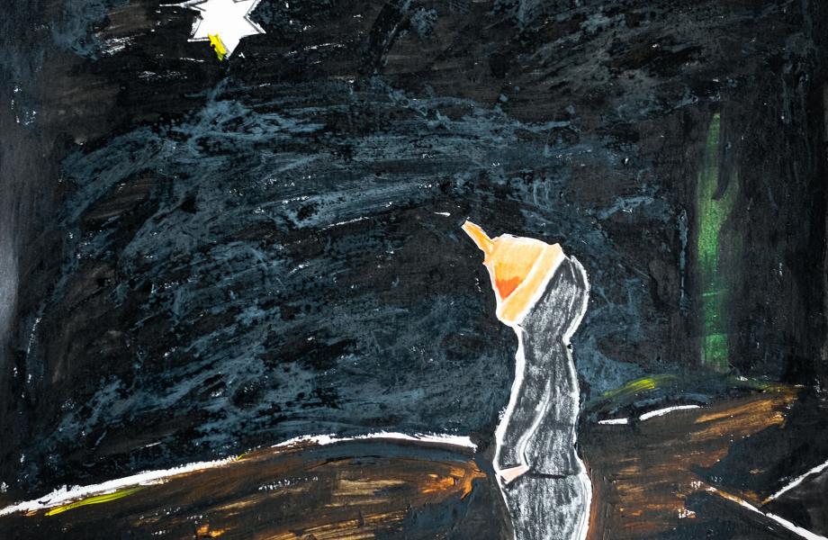 Angel - Nele Vereecken - kunstencentrum nona