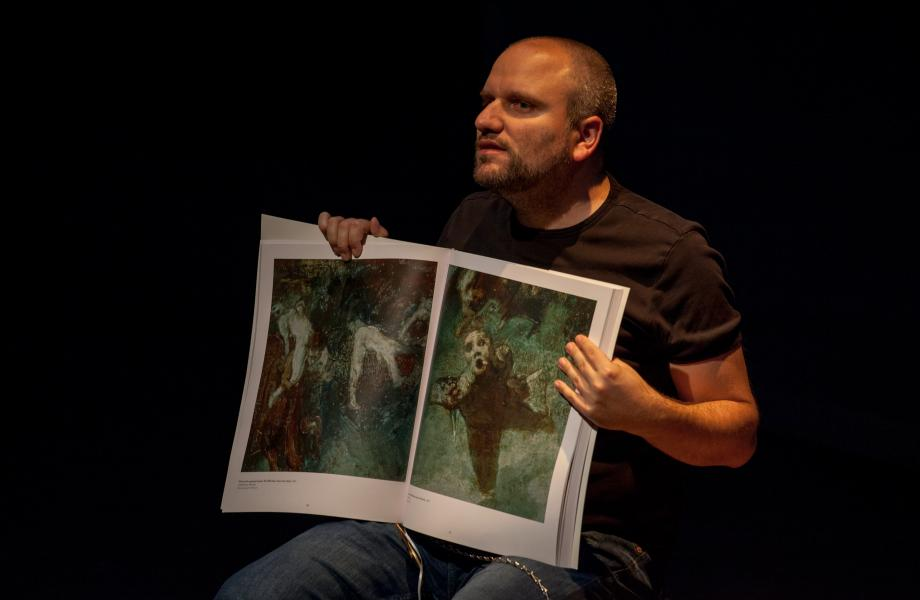 The Wild Hunt - Thomas Bellinck - kunstencentrum nona © Georges Salameh