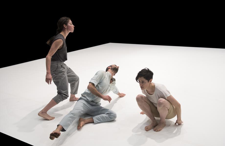We Were The Future - Meytal Blanaru - kunstencentrum nona © Laurent Philippe