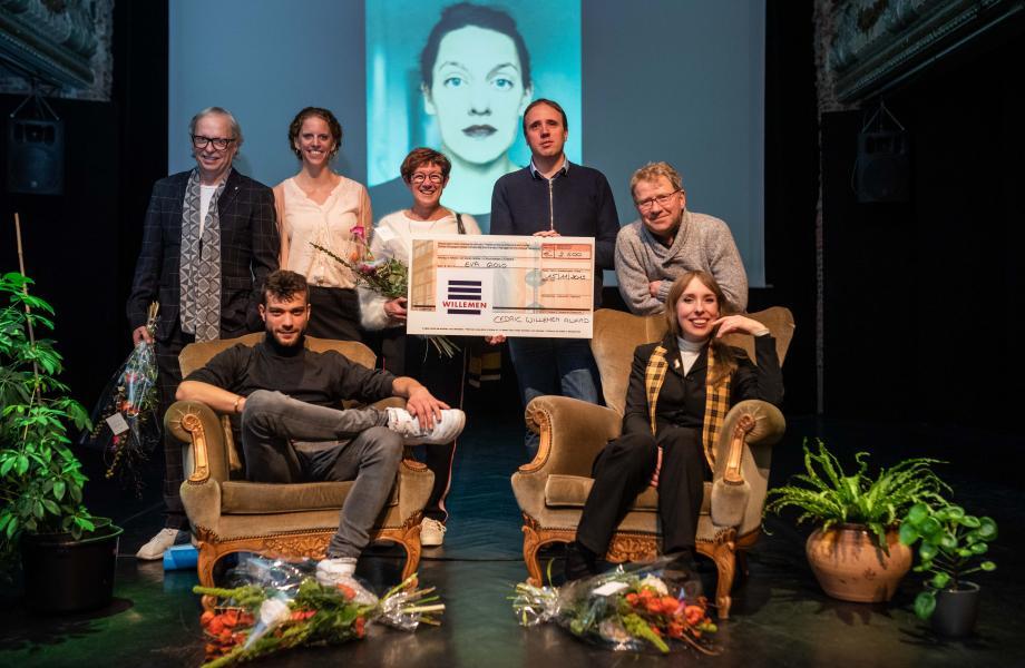 Willemen Award 2019 © Gill Vloeberghs