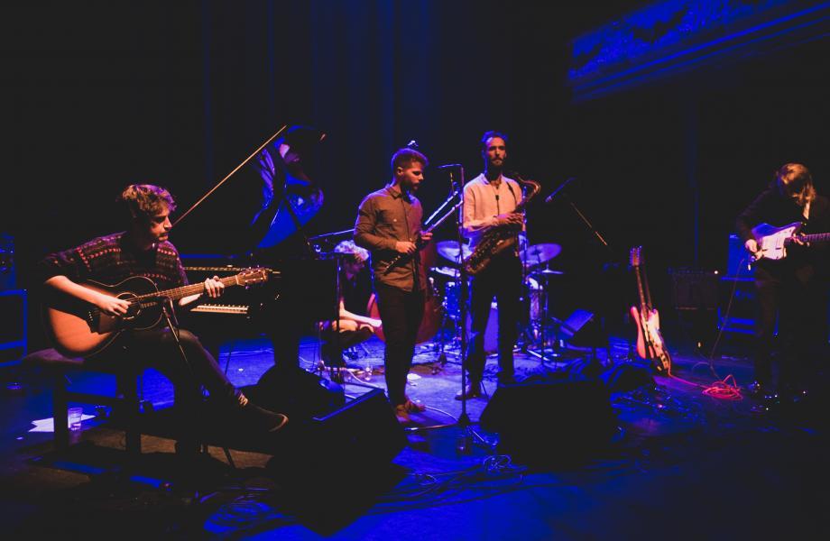 BRAND! Jazzfestival 2019 - kunstencentrum nona © Stijn Van Bosstraeten