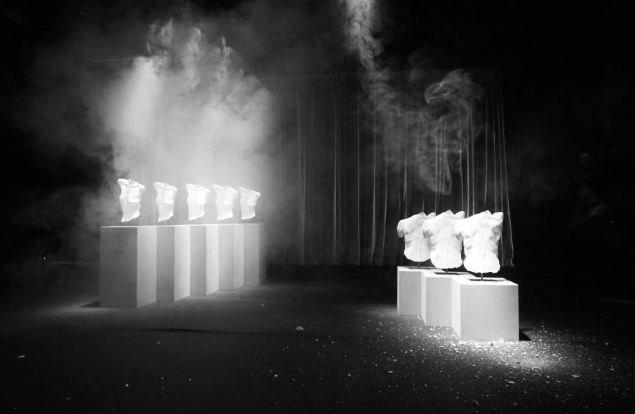 Cry Me a River – The quest for the source Katja Dreyer & Karen Røise Kielland - kunstencentrum nona © Knut Bry