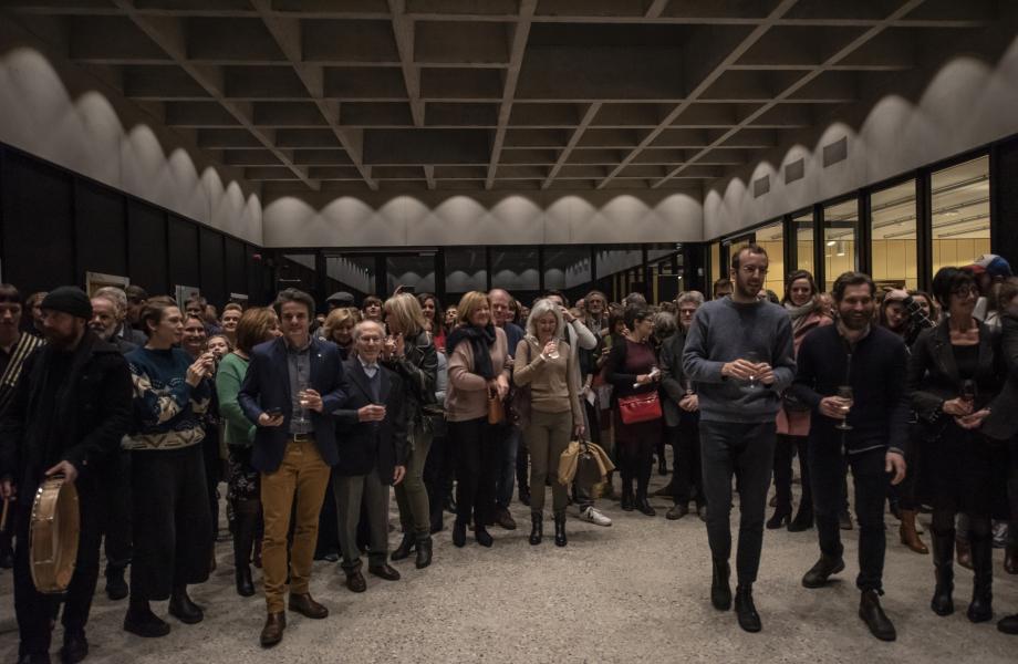 forum gouden zaal - kunstencentrum nona