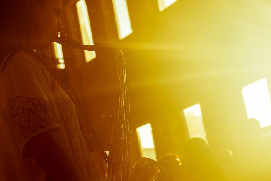 Maria Grand Trio - kunstencentrum nona © Pedro Gil Rosas
