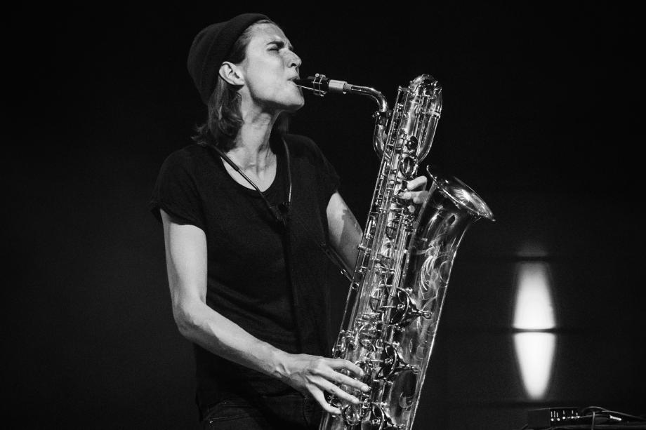 g a b b r o - Hanne De Backer - BRAND! Jazzfestival 2019 © Geert Vandepoele