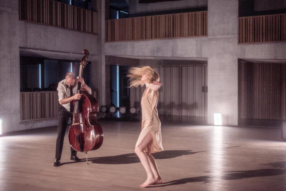 Hyphen - Charlotte Vanden Eynde en Nicolas Rombouts - kunstencentrum nona © Femke den Hollander