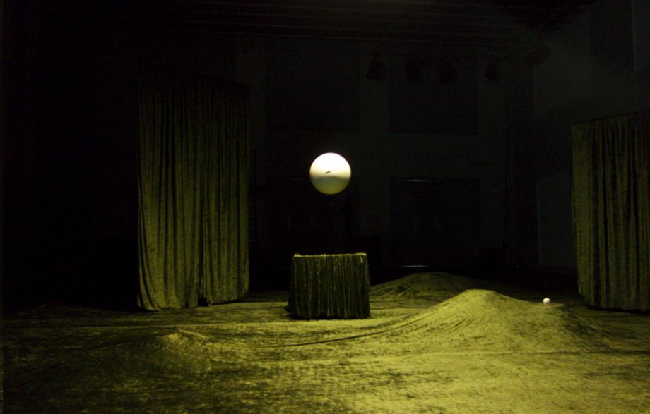 MANNAHATTA - Renée Goethijn - kunstencentrum nona © Stefan Jakiela