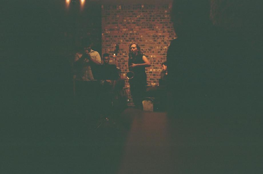 Raf Vertessen Quintet - kunstencentrum nona © Charlotte Jacobs