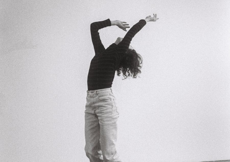 Letter 2 Dance - Femke Gyselinck - kunstencentrum nona © Robbrecht Desmet