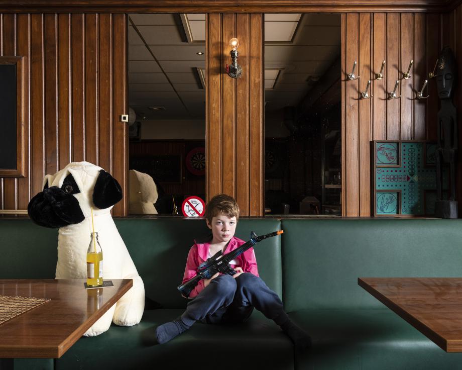BOY - Kyoko Scholiers - kunstencentrum nona © Nick Hannes