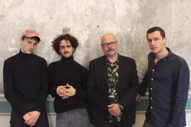 Donder & Apeland band photo 1 © Julie Van Kerckhoven (6)