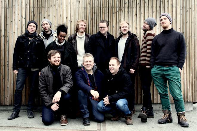 Trondheim Jazz Orchestra (c)Tjo.Vaagan