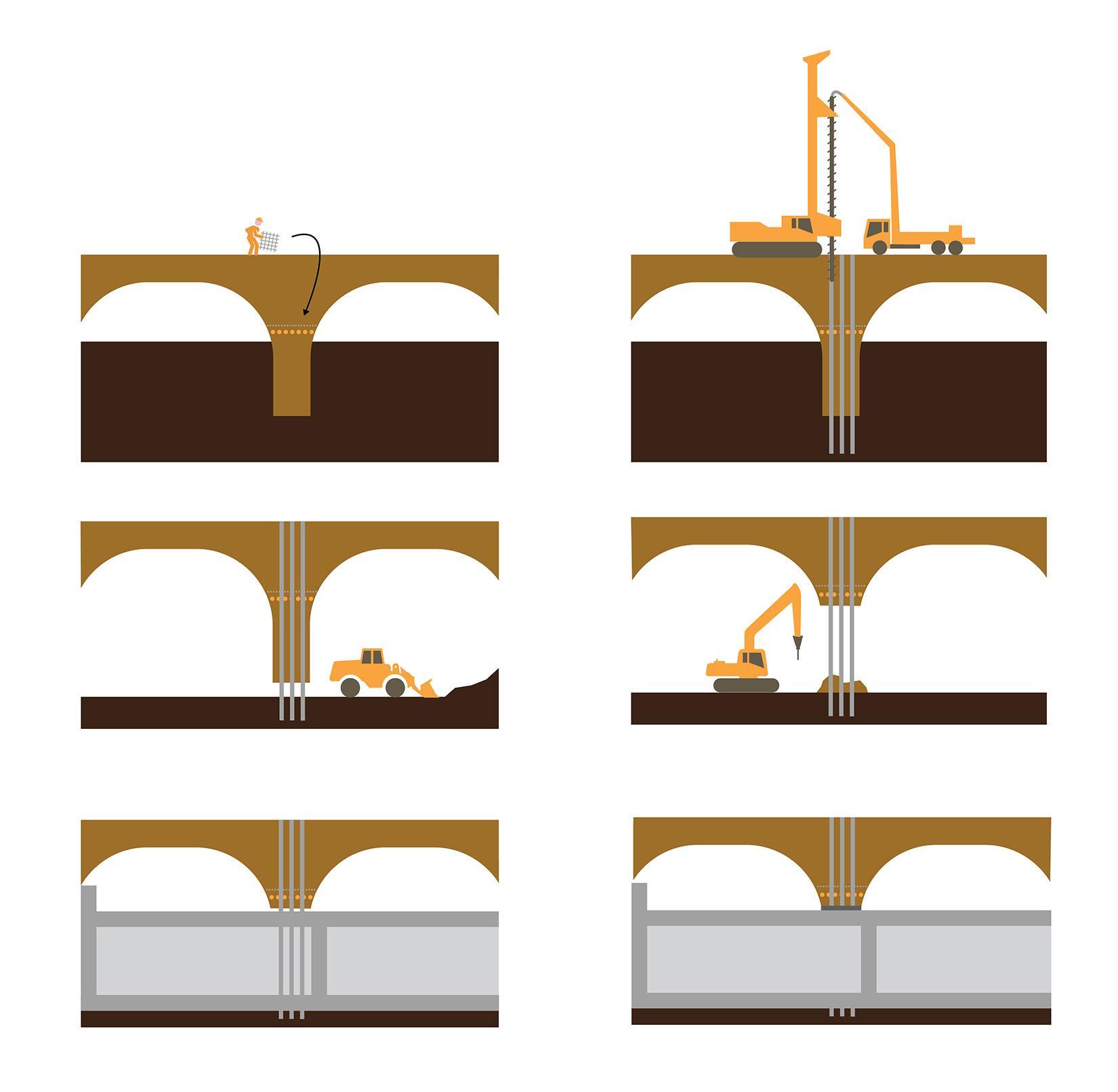 de Kipdorpbrug op de Noorderleien