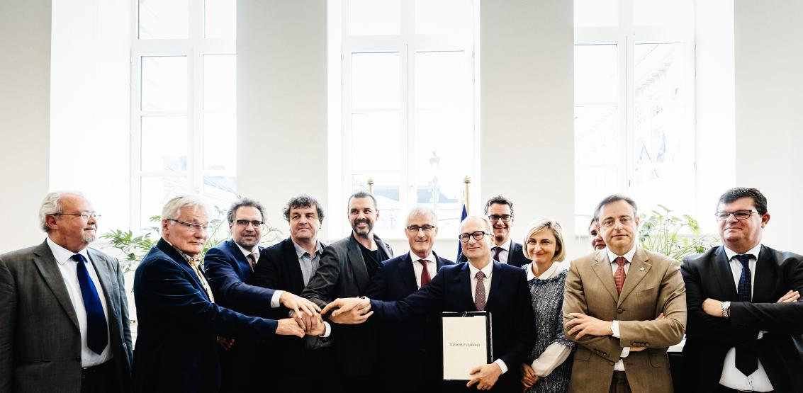 Ringland persconferentie copyright Bart Dewaele