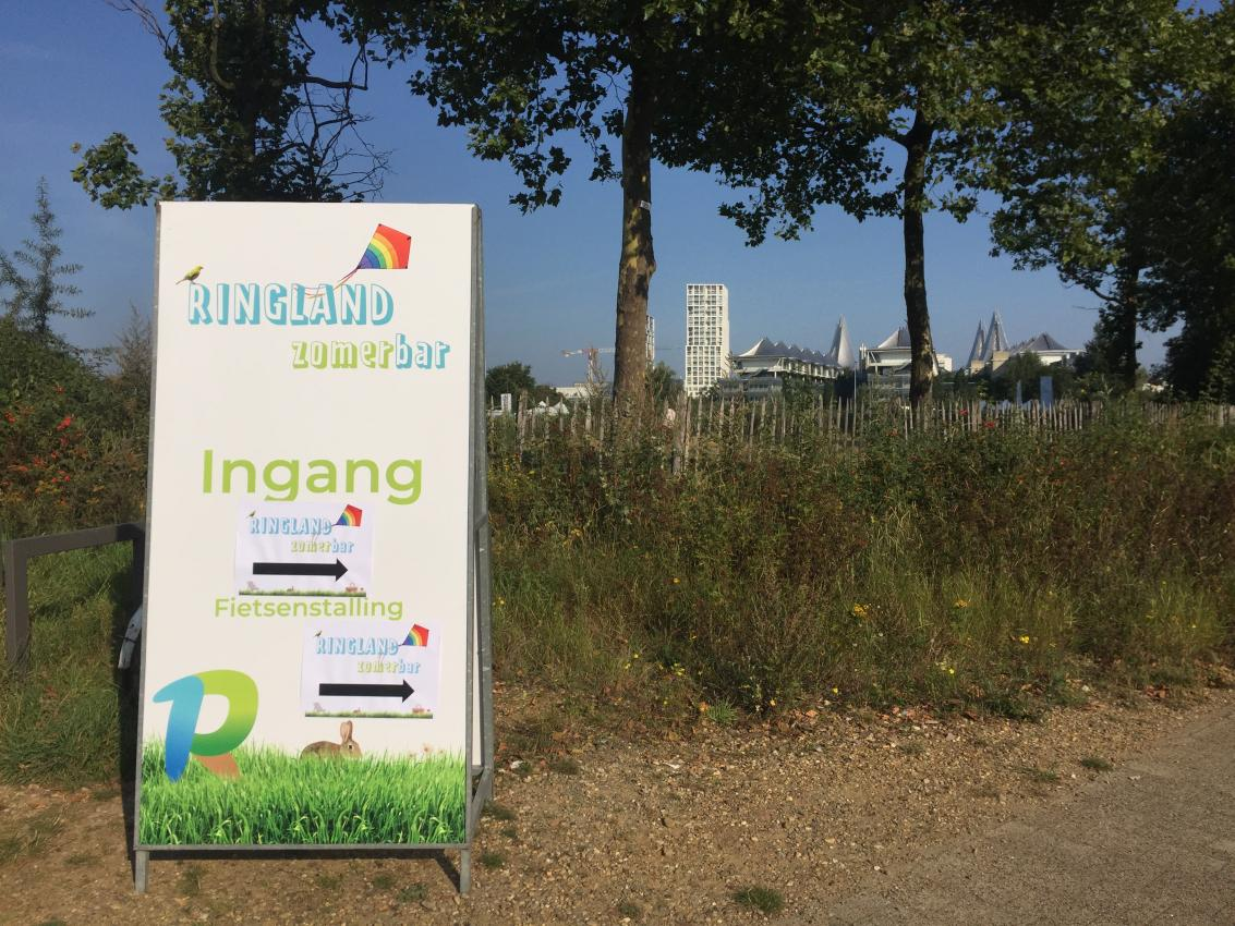 Welkom in de Ringland Zomerbar.