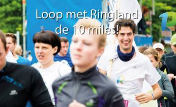 Loop de 10 Miles met Ringland