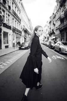 Janne Buelens, model bij Dominique Models