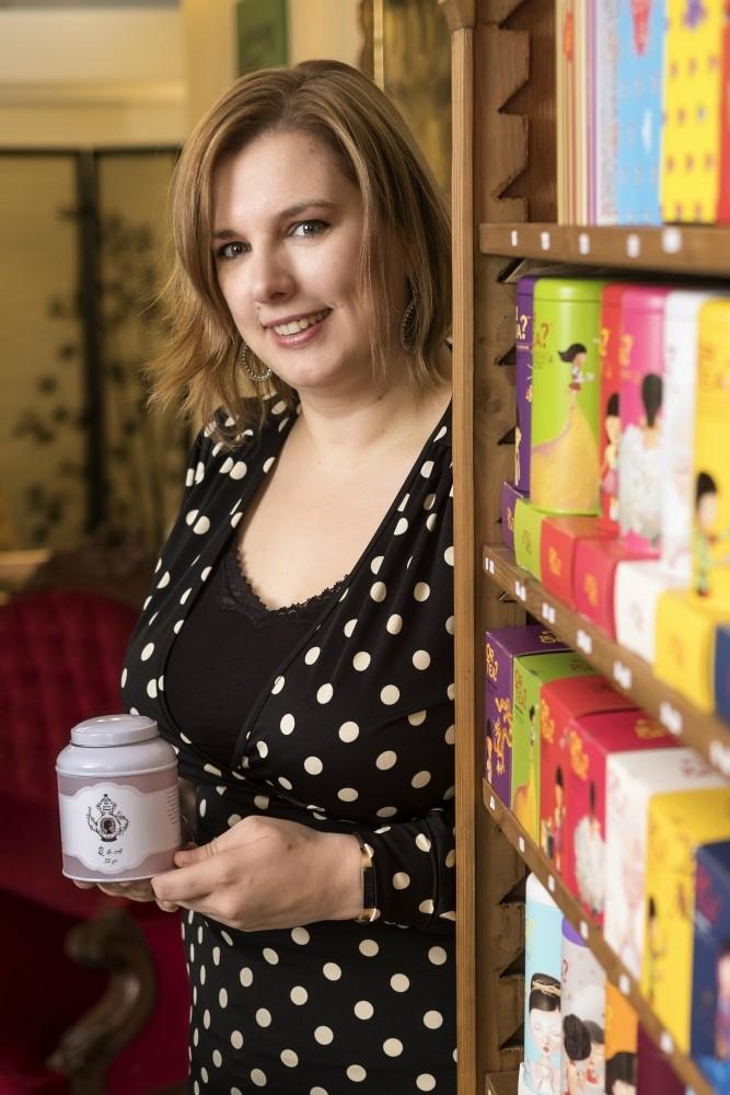 Jessica Van Humbeeck