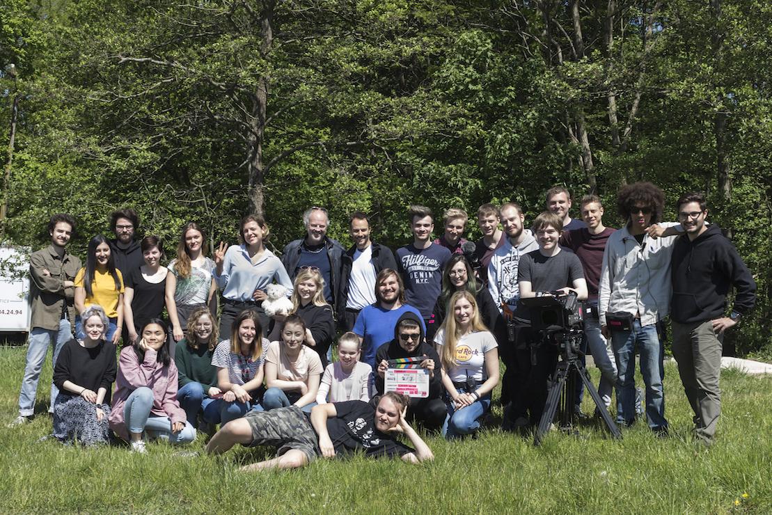 Groepsfoto Genekt