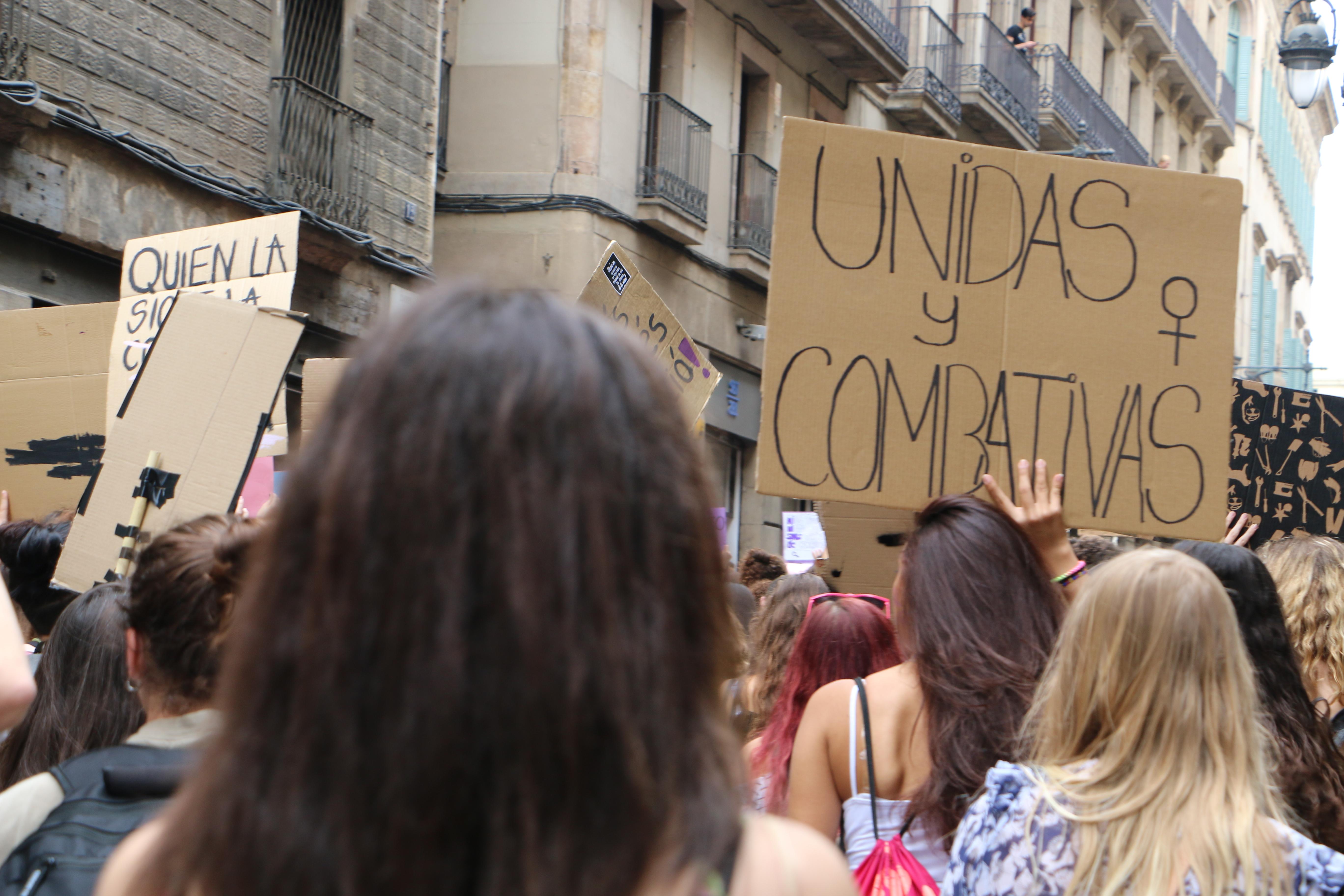 Manifestanten