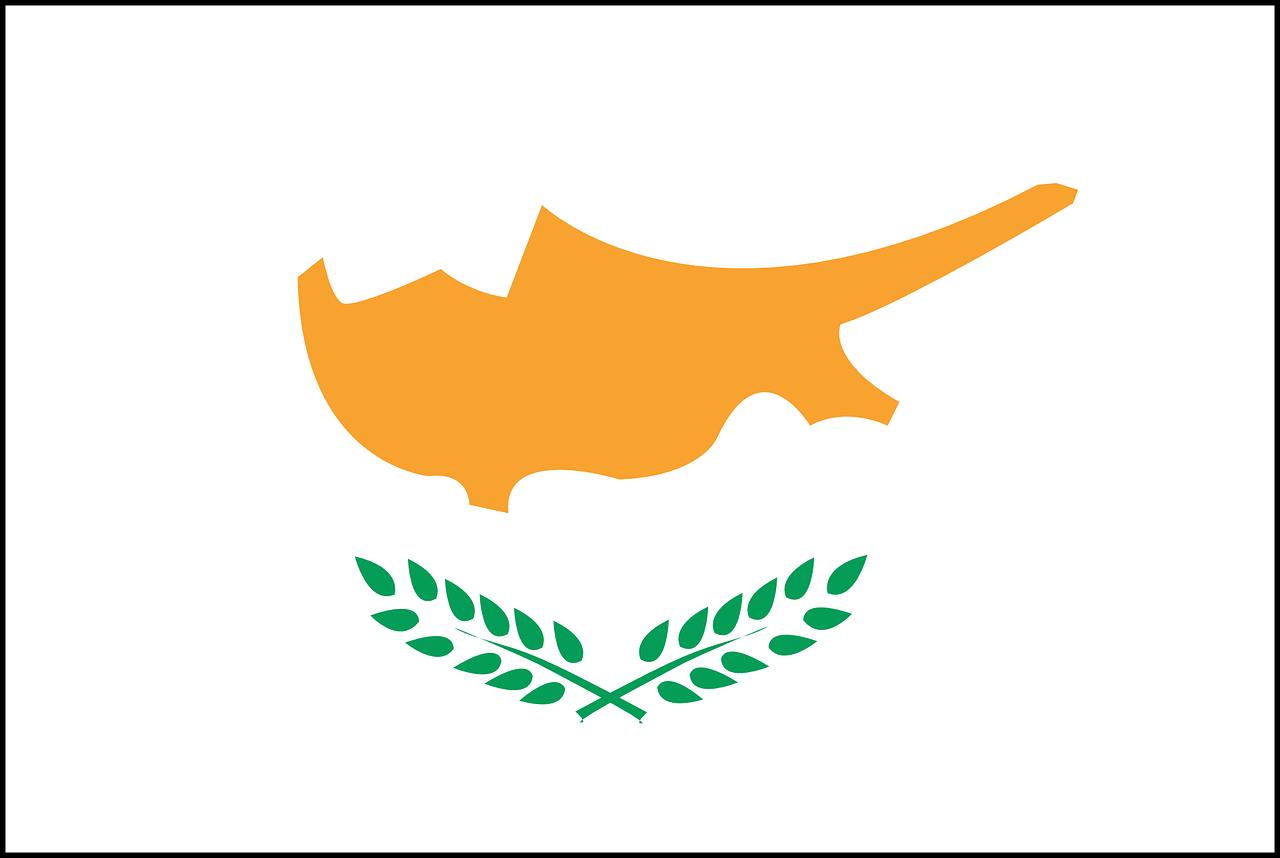 Vlag Cyprus