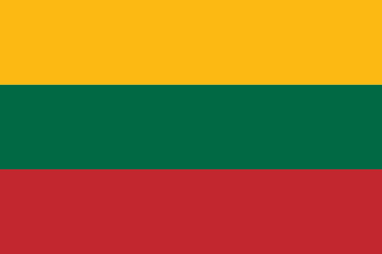 Vlag Litouwen