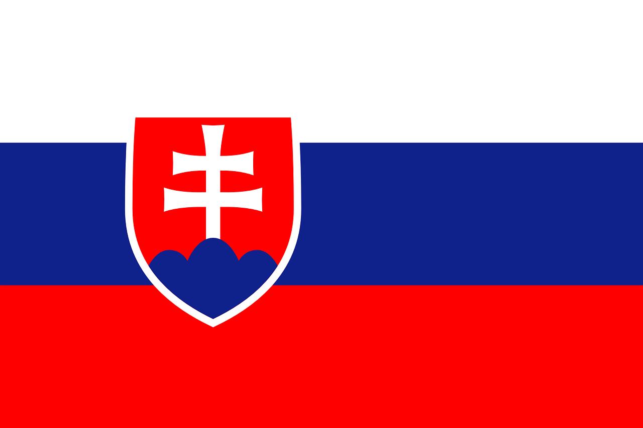 Vlag Slovakije