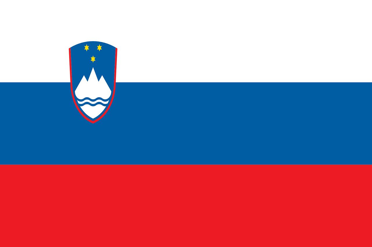 Vlag Slovenië
