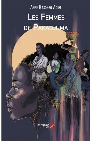 Boekomslag van 'Les femmes de Pakadjuma'