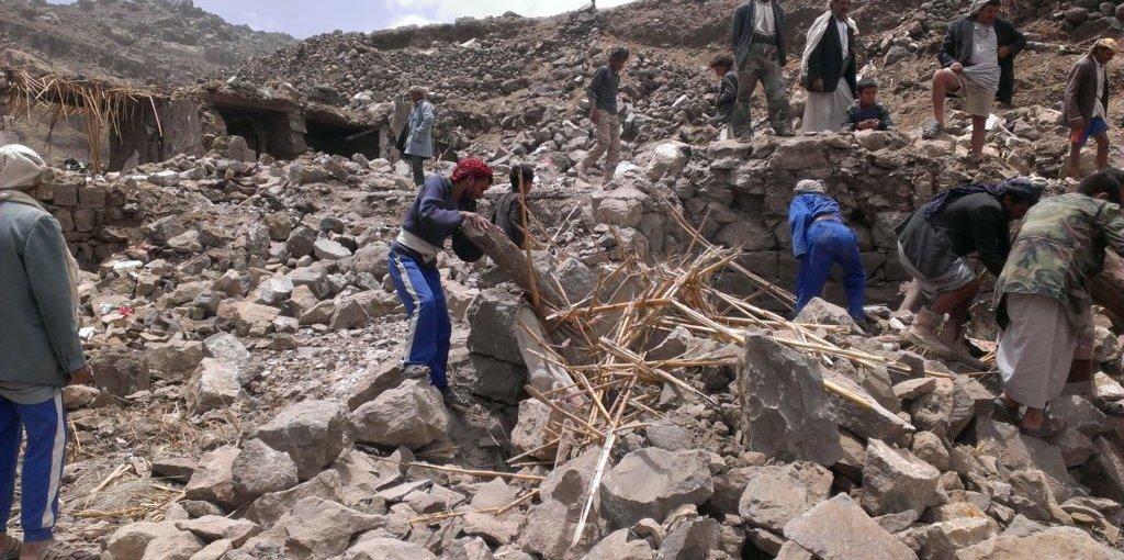 Ravage in Jemen