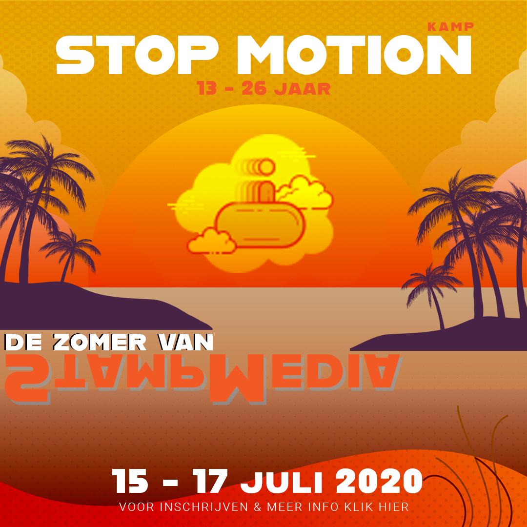 Stop motion kamp@StampMedia