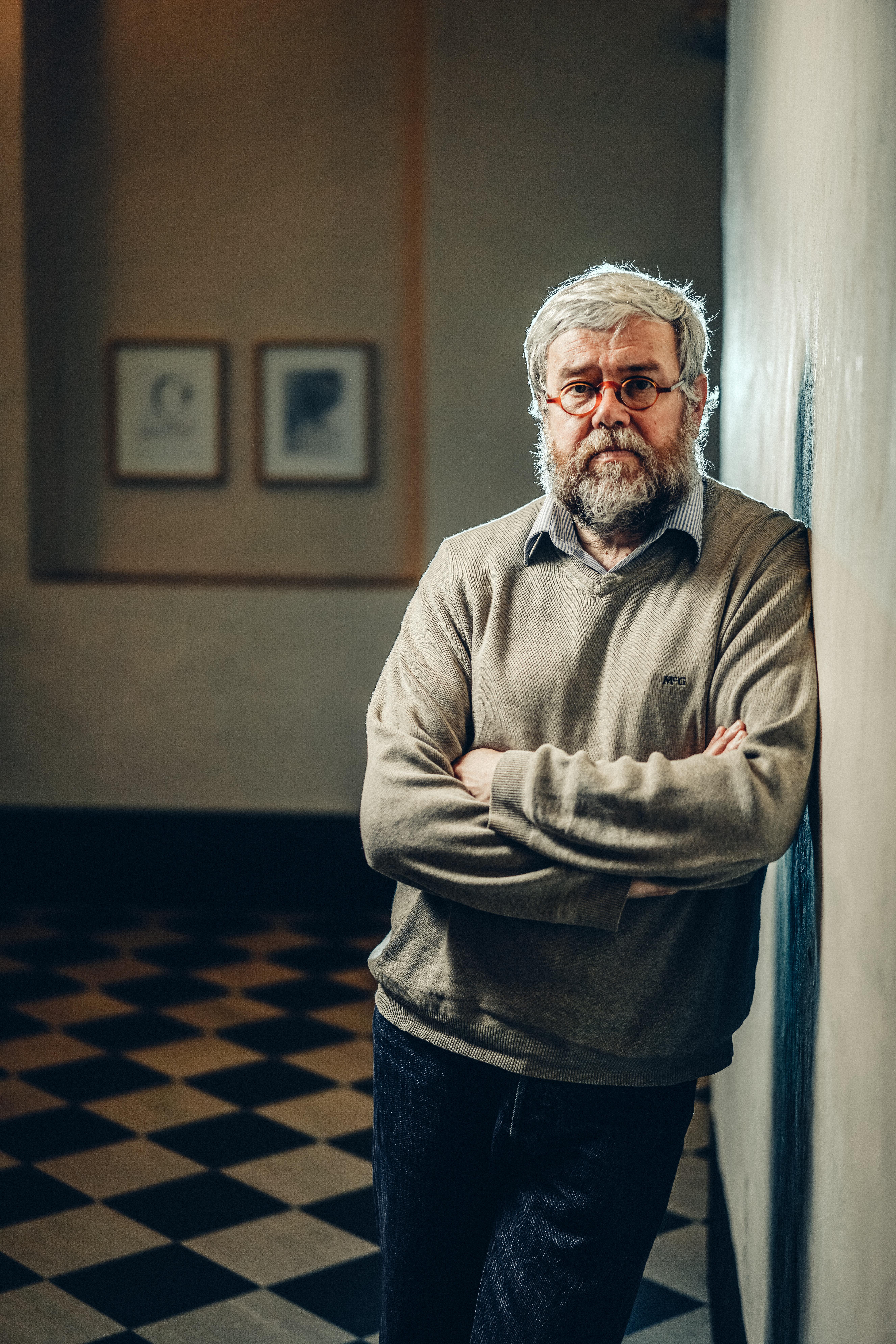 Portret Patrick Humblet