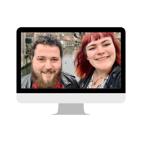Marijne en Pim vormen al meer dan vier jaar een koppel.