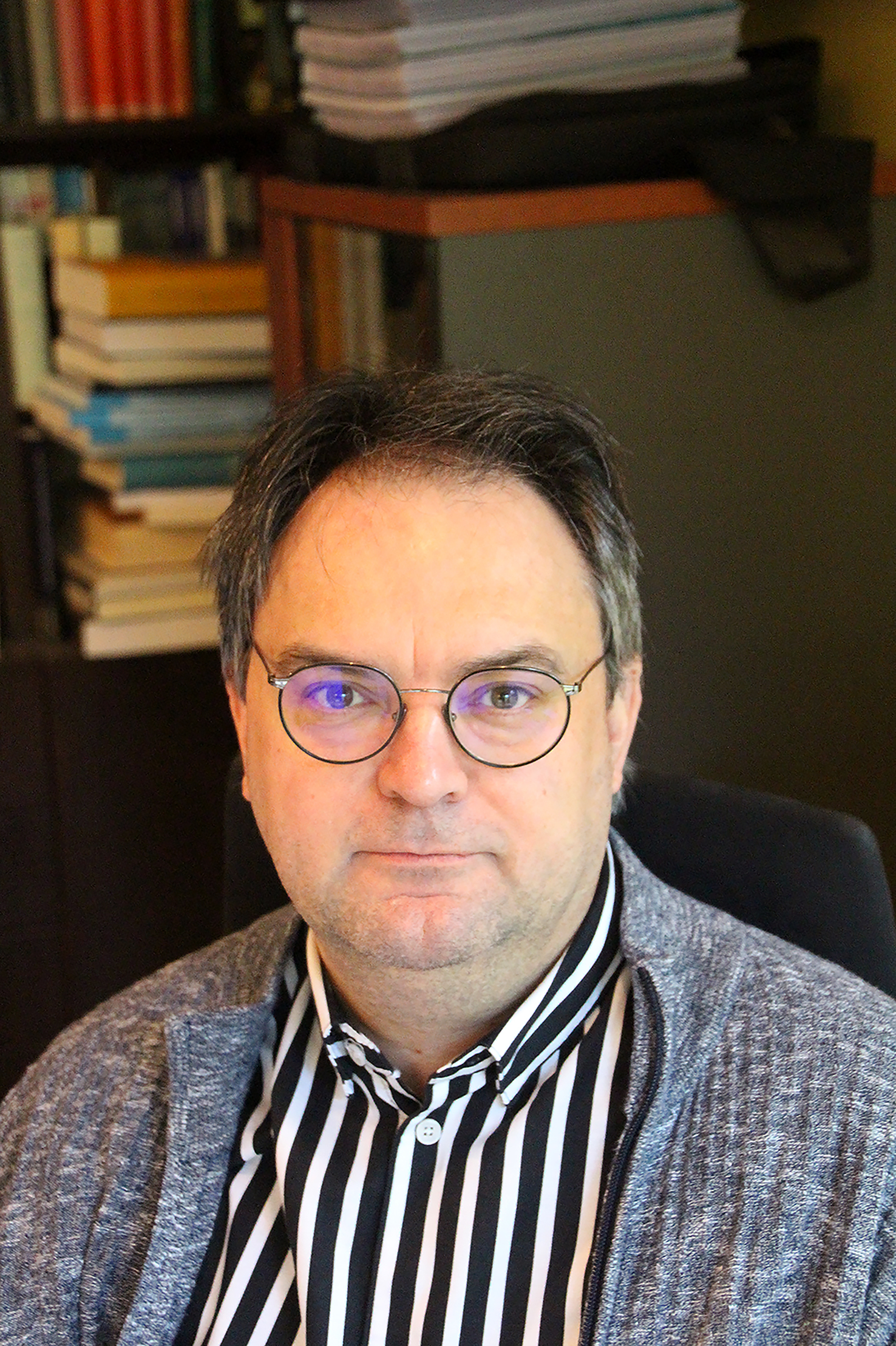 Professor Gerd Van Riel