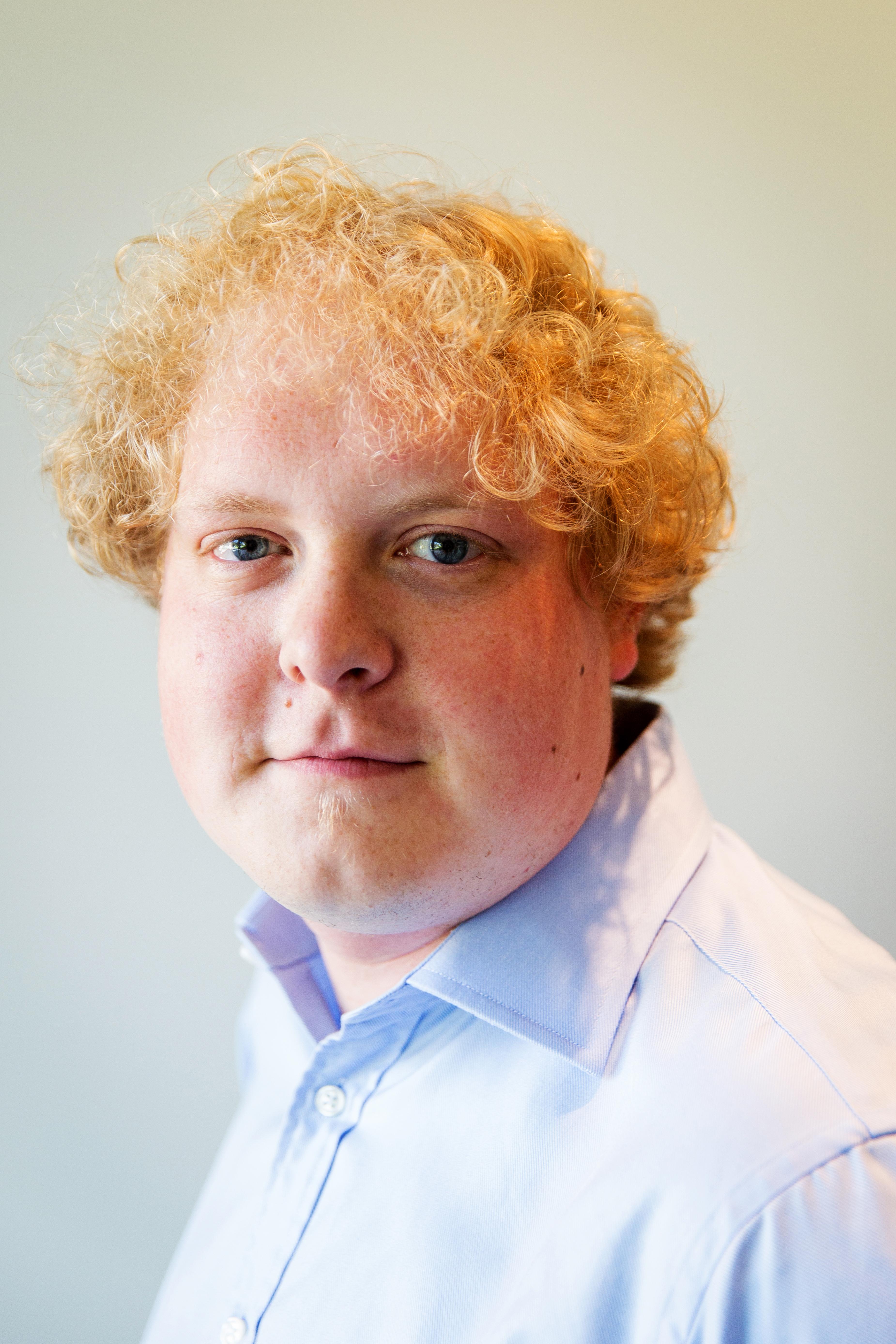 Pieterjan Van Leemputten, technologie journalist bij Datanews