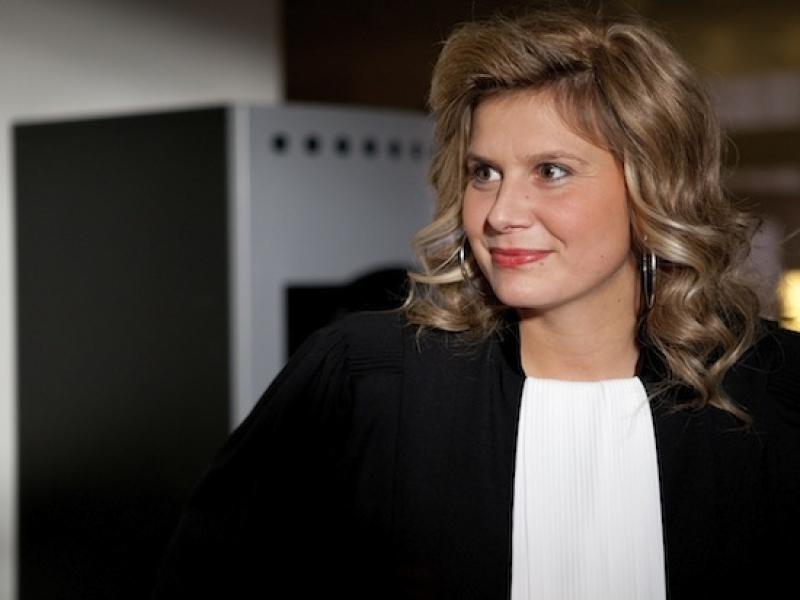 Nathalie Meskens verovert Genk | StampMedia